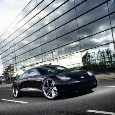 Hyundai Prophecy, el futuro auto eléctrico sin volante de la marca surcoreana