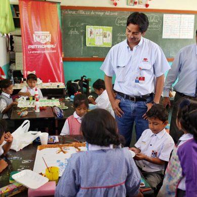 Petroperú ofrece espacio radial «Talara, mi orgullo» para estrategia educativa «Aprendo en casa»