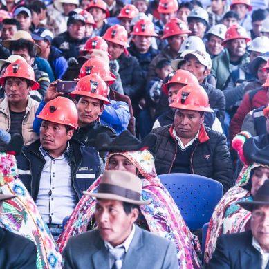 Puno: mineros de La Rinconada solicitan continuar con sus labores