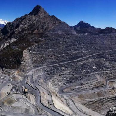Minem: Producción nacional de zinc se contrajo 75.7% interanual en mayo