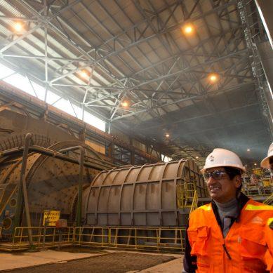 Producción de cobre retrocede 41.2% en mayo; Southern, Antamina y Cerro Verde evitan que sea peor