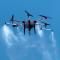 Codelco se respalda en un dron para «matar» el coronavirus en el aire