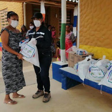 Promigas, Quavii y Gasnorp donan 70 toneladas de alimentos y 8,000 artículos de protección médica