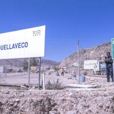 Construcción de megaproyecto Quellaveco será detenida por hasta tres meses