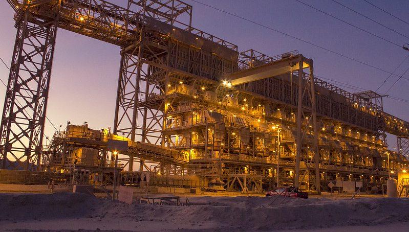 Antofagasta Minerals: «Vemos que la demanda de cobre refinado se está recuperando»