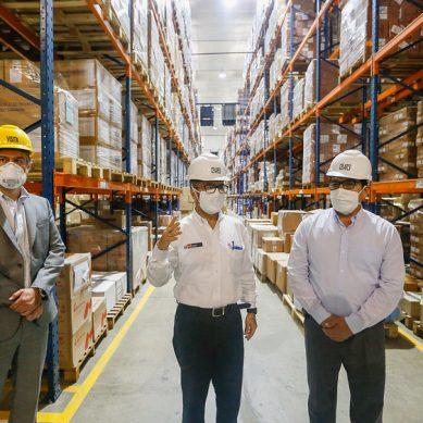 Mineras entregan al Minsa medio millón de pruebas rápidas para coronavirus
