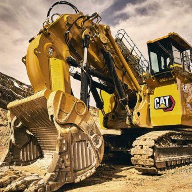 Caterpillar presenta la nueva generación de su pala CAT 6060
