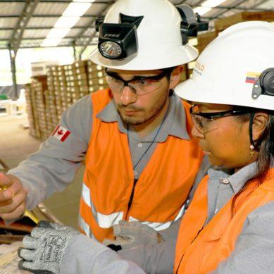 Ecuador calienta motores para reactivar su minería