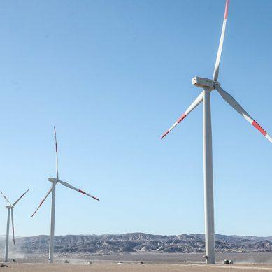 Ica: Enel Green Power planea instalar un aerogenerador más en central eólica Wayra 1