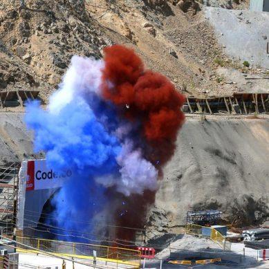 La prioridad es cuidar la salud de los mineros «en tanto sea posible mantener en pie esta actividad»: ministro chileno