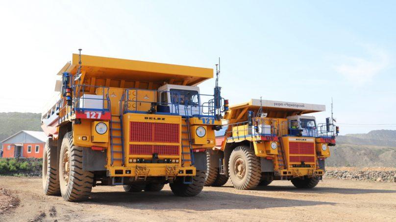 Rusia comienza a usar la red 5G en camiones mineros autónomos