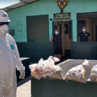 GMP implementará red de oxígeno en nuevo hospital de campaña de Petroperú en Talara