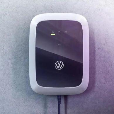 Volkswagen crea su cargador doméstico wallbox para coches eléctricos