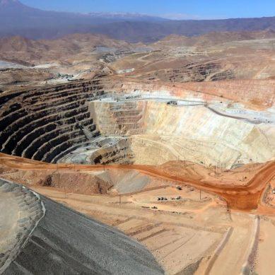 Freeport: Molino de Cerro Verde promedió 315.000 toneladas de mineral por día en junio