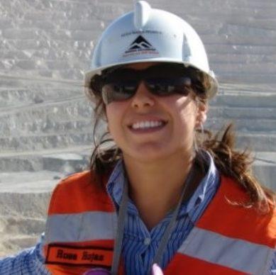 Ingeniera de minas peruana gana el «Outstanding Young Professional Award»