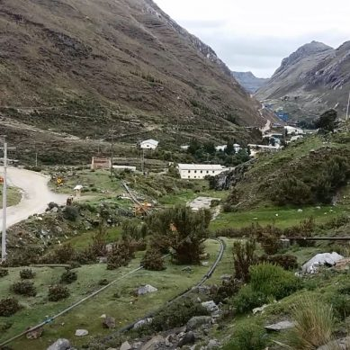 Mitsui Mining reanuda operación de sus minas de zinc en Perú
