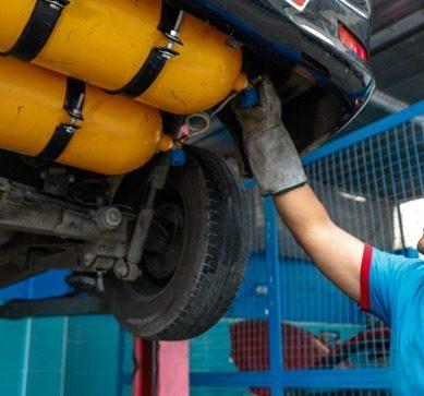 Minem reactiva conversión vehicular a gas natural en siete regiones del país